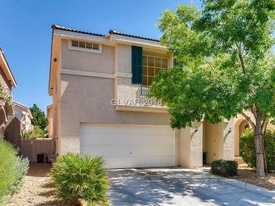 North Las Vegas Single Family Home For Sale: 4508 Sunset Crater Court