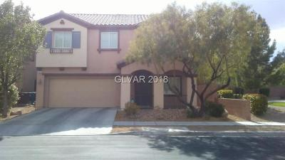 Las Vegas Single Family Home For Sale: 7651 Anatolian Street