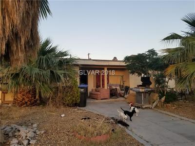 North Las Vegas Single Family Home Contingent Offer: 2156 Crawford Street