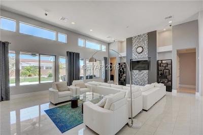 Las Vegas NV Single Family Home For Sale: $799,000