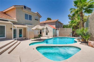 Las Vegas Single Family Home For Sale: 9628 Silver Mine Street