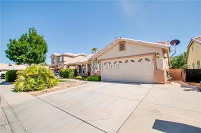 Henderson Single Family Home For Sale: 1333 Barberry Court