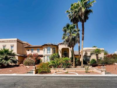 Las Vegas Single Family Home For Sale: 1901 Jasmine Joy Court