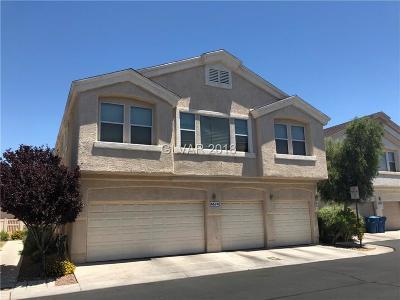 Las Vegas Condo/Townhouse For Sale: 4674 Color Up Court #103