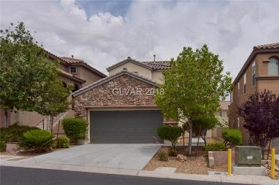 Single Family Home Contingent Offer: 9334 Black Wolf Avenue