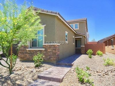Las Vegas Single Family Home For Sale: 7141 Tavita Street