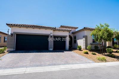 Las Vegas Single Family Home For Sale: 5781 Douglas Everett Street