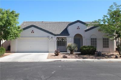 HENDERSON Single Family Home For Sale: 2713 Prism Cavern Court