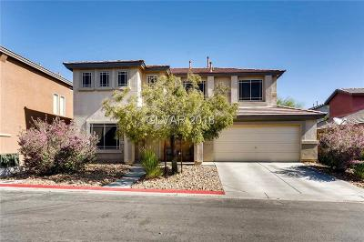 North Las Vegas Single Family Home For Sale: 808 Seneca Heights Avenue