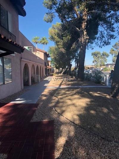 Las Vegas Condo/Townhouse For Sale: 2244 Desert Inn Road