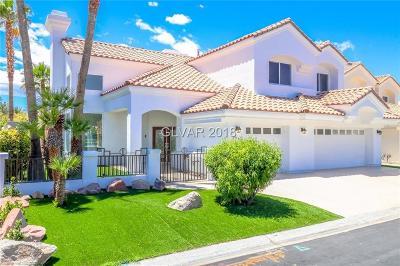 Las Vegas Single Family Home For Sale: 2957 Harbor Cove Drive