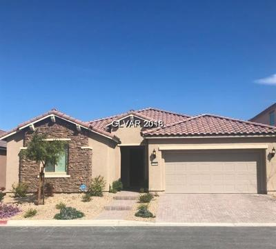 Las Vegas Single Family Home For Sale: 9580 Wild Valley Avenue