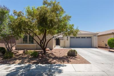 Las Vegas Single Family Home For Sale: 7305 Royal Melbourne Drive