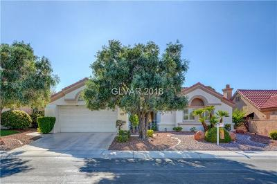 Las Vegas NV Single Family Home For Sale: $470,000