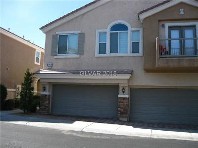 Las Vegas Condo/Townhouse Contingent Offer: 8744 Traveling Breeze Avenue #103