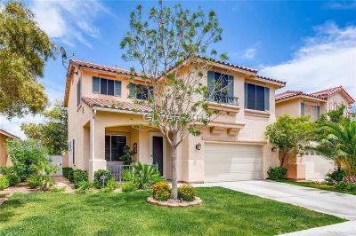 Las Vegas Single Family Home For Sale: 2964 Lapis Beach Drive