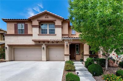 Henderson Single Family Home For Sale: 88 Vitale Avenue