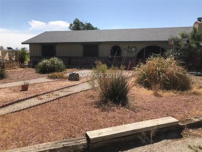 Las Vegas Single Family Home For Sale: 9265 West Verde Way
