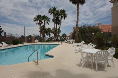 Boulder City Condo/Townhouse For Sale: 675 Bay View Dr. Drive
