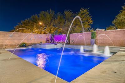 Las Vegas Single Family Home Contingent Offer: 10460 Deer Heights Street