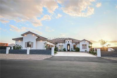 Henderson Single Family Home For Sale: 162 South Naples Street