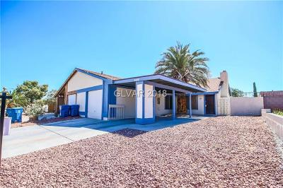 Las Vegas Condo/Townhouse Contingent Offer: 4400 Pinegrove Street