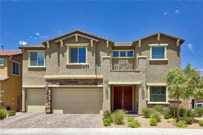 Single Family Home For Sale: 2802 Poseidon Shore Avenue