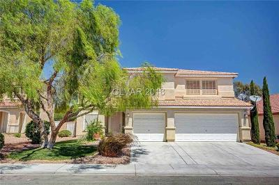 Single Family Home Contingent Offer: 6617 Night Owl Bluff Avenue