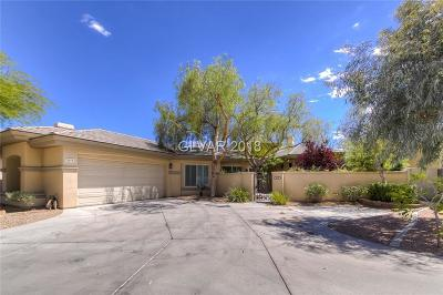 Single Family Home Under Contract - No Show: 9613 Canyon Mesa Drive