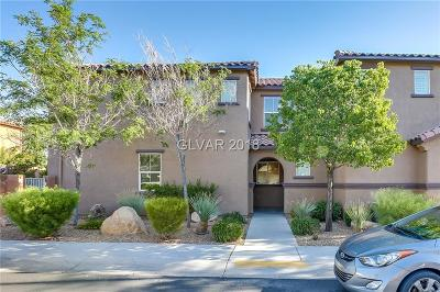 Las Vegas NV Condo/Townhouse Under Contract - No Show: $265,000