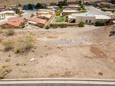 Boulder City Residential Lots & Land For Sale: 969 Keys Drive