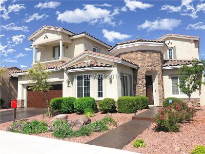 Red Rock Cntry Club At Summerl Single Family Home For Sale: 2022 Country Cove Court