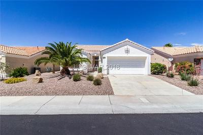 Sun City Summerlin Single Family Home Contingent Offer: 2017 Emery Street