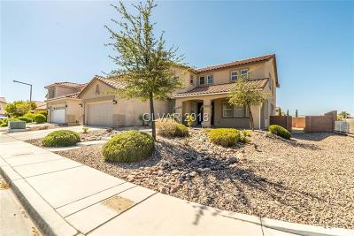 Single Family Home Contingent Offer: 5923 Goss Ranch Court