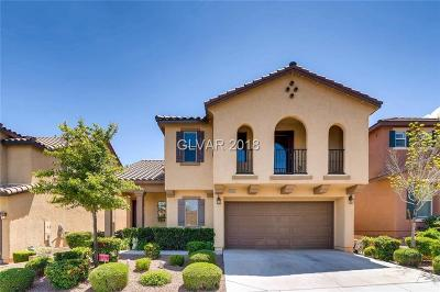 Las Vegas Single Family Home For Sale: 10347 Settlers Run Avenue