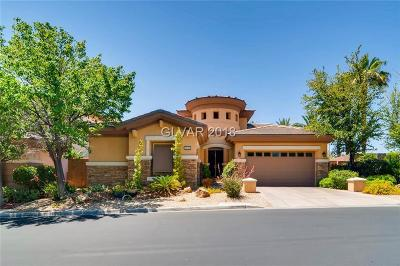 Single Family Home For Sale: 9717 Plateau Heights Place