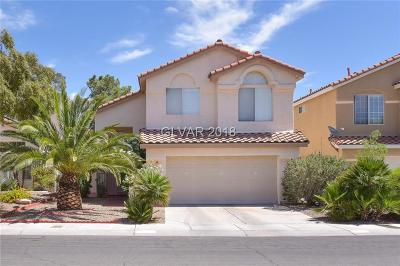 Las Vegas  Single Family Home For Sale: 7820 Calico Flower Avenue
