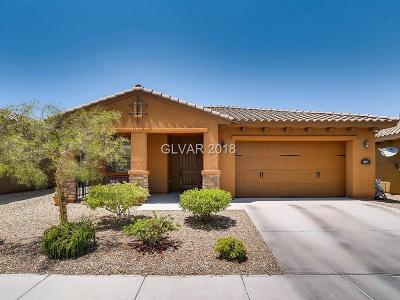 Single Family Home Contingent Offer: 997 Via Canale Drive