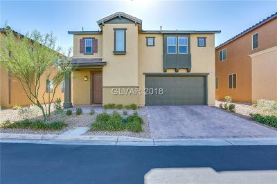 Las Vegas NV Single Family Home Under Contract - No Show: $381,000