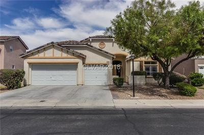 Las Vegas NV Single Family Home Under Contract - No Show: $353,000