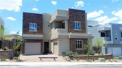 Henderson Single Family Home For Sale: 273 Crimson Edge Street #09