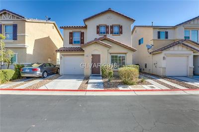 Las Vegas NV Single Family Home For Sale: $219,000
