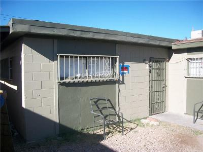 North Las Vegas Multi Family Home For Sale: 2513 Arrowhead Street