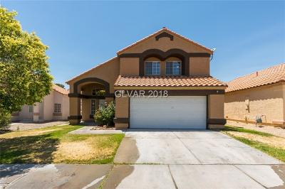 Single Family Home For Sale: 2745 Brienza Way