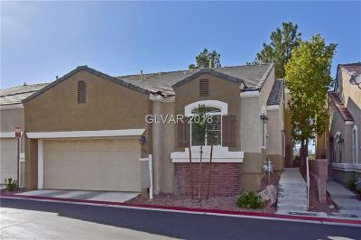 Las Vegas Condo/Townhouse For Sale: 9118 Haddington Lane