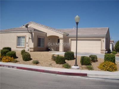 North Las Vegas Condo/Townhouse Under Contract - No Show: 4713 Guma Way