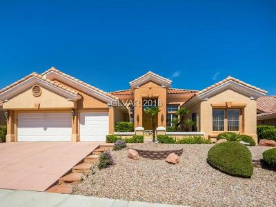 Las Vegas NV Single Family Home For Sale: $660,000