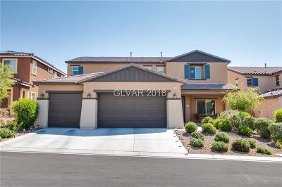 Single Family Home For Sale: 6512 Claystone Creek Court