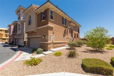 Las Vegas NV Condo/Townhouse Sold: $285,000