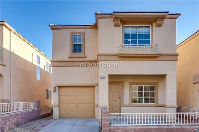 Las Vegas NV Single Family Home Under Contract - No Show: $226,000